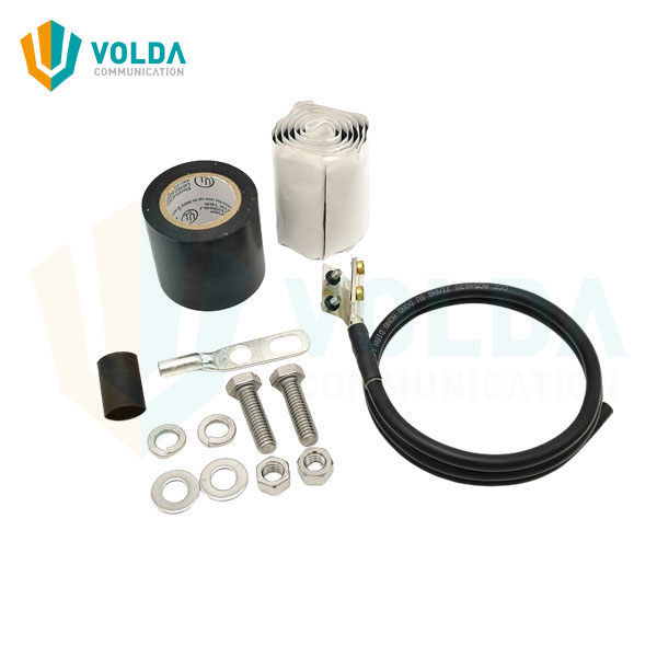 "3/8"" Cable Grounding Kit"