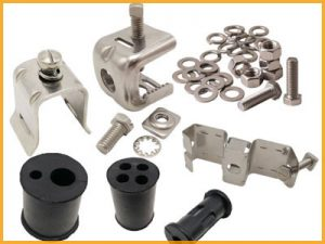 production of universal angle adapters