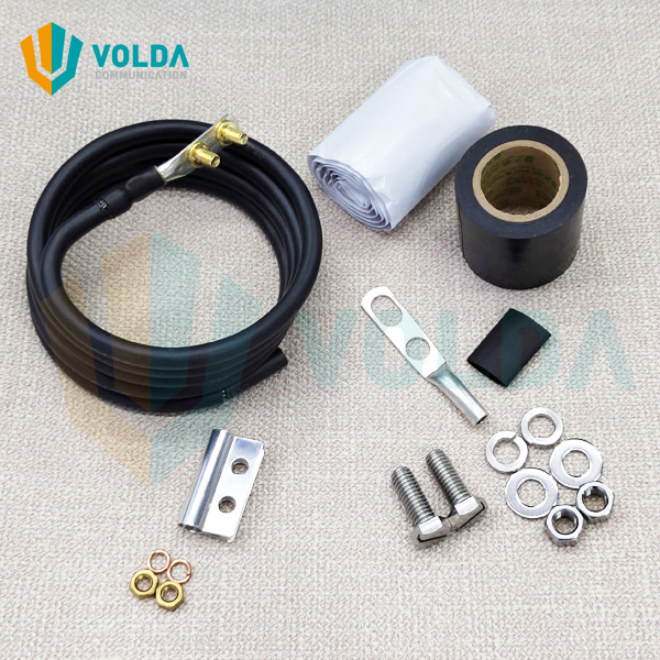 grounding kit for lmr400 cable