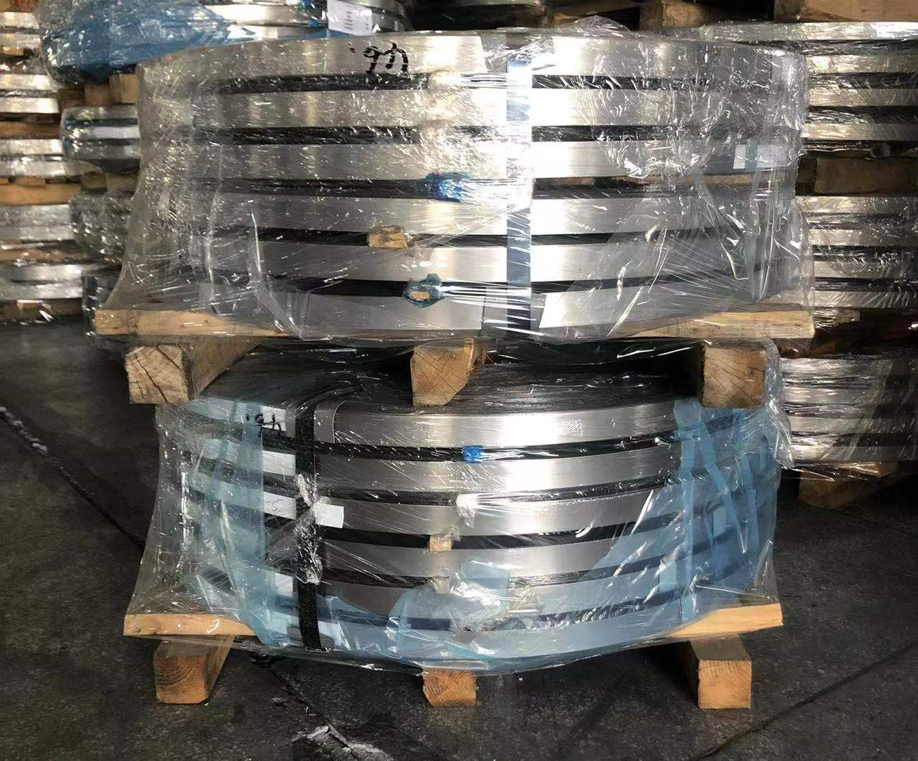 cold rolled special steel strips, cold rolled alloy steel strips, cold rolled high strength steel strips