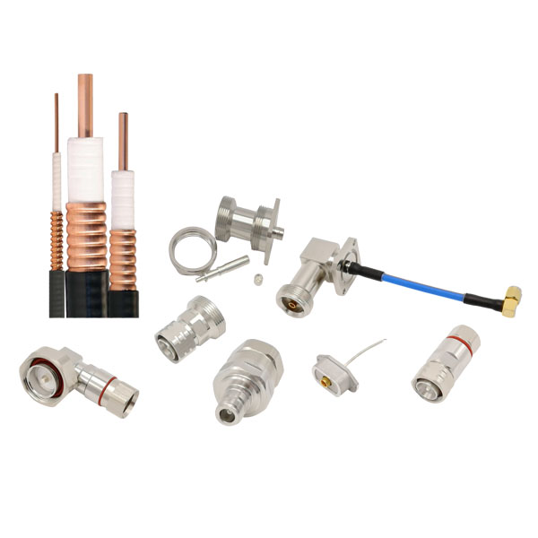 Coaxial Cables & Connectors