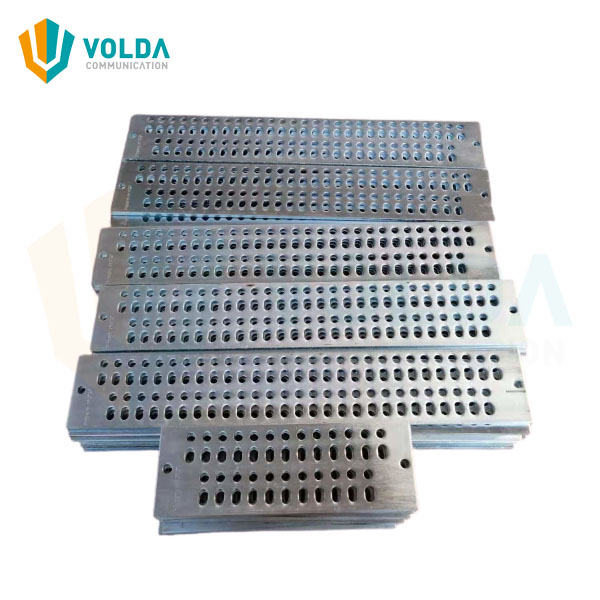 galvanized ground bar