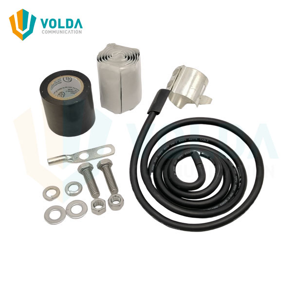 "1-5/8"" Coax Grounding Kit"