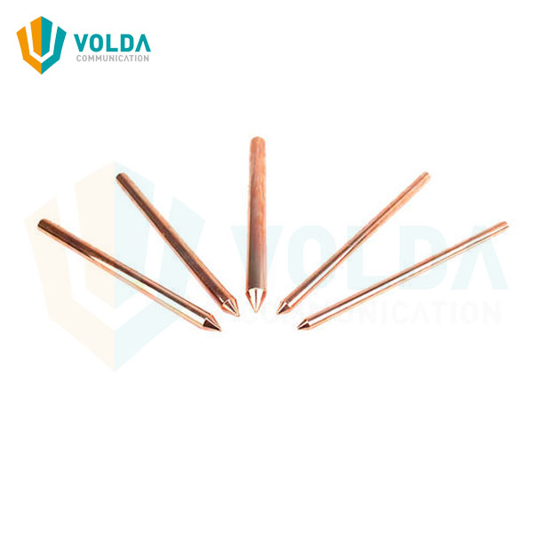 Copper Clad Ground Rod