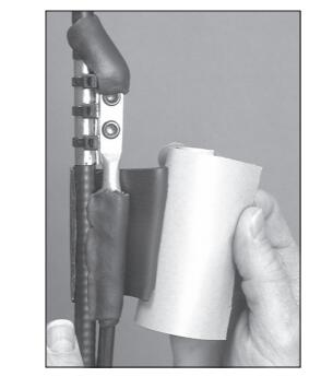 """Standard Grounding Kit for 1/4"""" and 3/8"""" Corrugated & Braided Coaxial Cable"""
