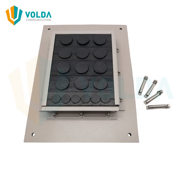 multiple cable entry system