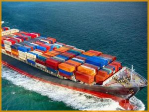 sky-high sea freight charges