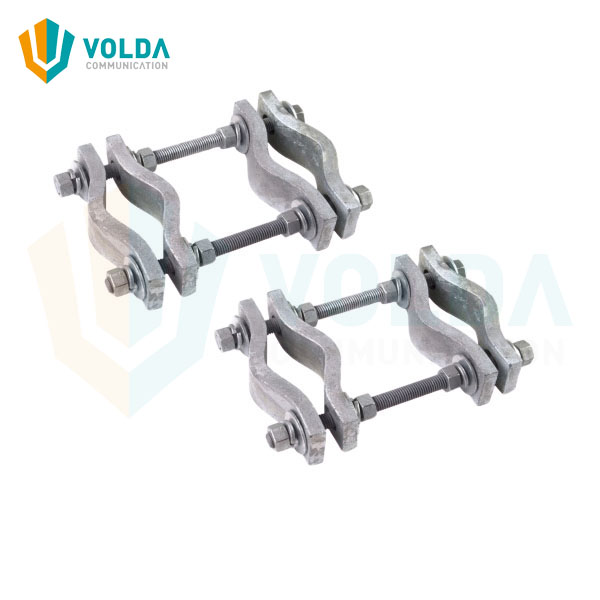pole to pole clamp, pipe to pipe clamp
