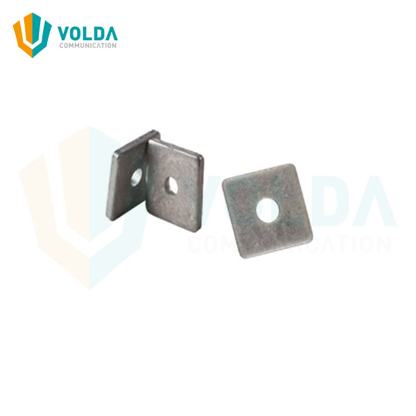 Galvanized Square Washer