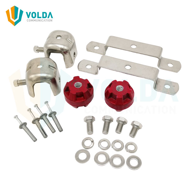 Universal Ground Bus Bar Hardware Kit